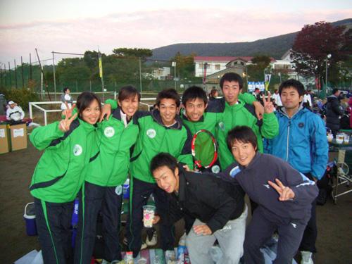 第23回チャレンジカップテニス大会2
