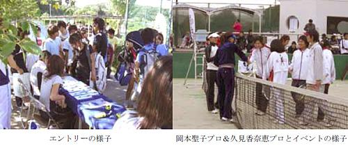 エレッセカレッジ テニストーナメント2007 -大会結果- 2